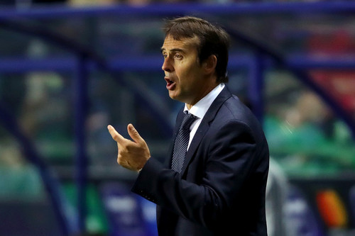 Лопетеги установил антирекорд Реала в первом матче