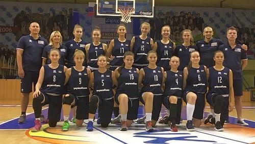 Жіноча збірна України U-16 здобула вольову перемогу на старті чемпіона