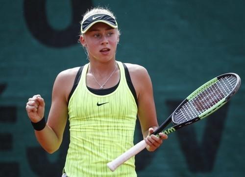 Дарья Лопатецкая выиграла четвертый титул ITF Juniors в карьере
