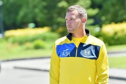ШЕВЧЕНКО: «Надеюсь, Супряга заиграет и поможет сборной Украины»