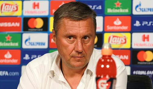 Александр ХАЦКЕВИЧ: «В Киеве будет другая игра»