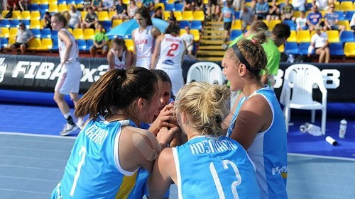Збірні України 3х3 дізнались суперників по чемпіонату Європи U-18