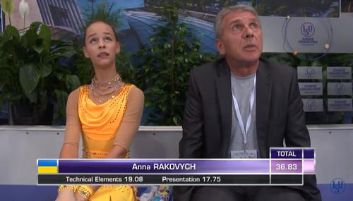 Українські фігуристи розпочали виступ на юніорському Гран-прі