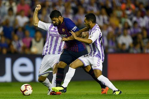 Реал Вальядолид - Барселона - 0:1. LIVE