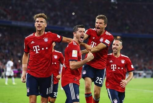 Бавария начала чемпионат победой над Хоффенхаймом