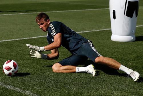 Реал и Леганес договорились об аренде Лунина, Шахтер разгромил Олимпик