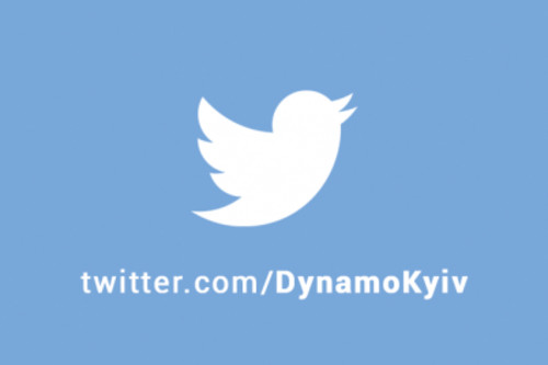 Динамо попало в ТОП-100 Twitter