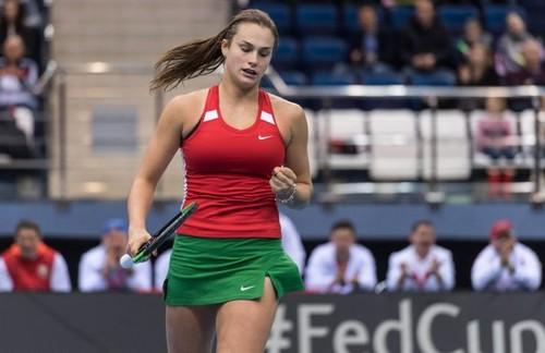Соболенко выиграла первый WTA-турнир в карьере