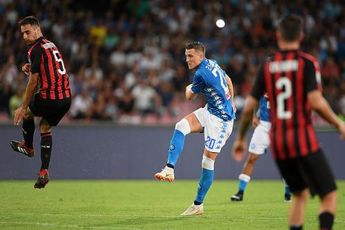 Наполи - Милан - 3:2. Видео голов и обзор матча