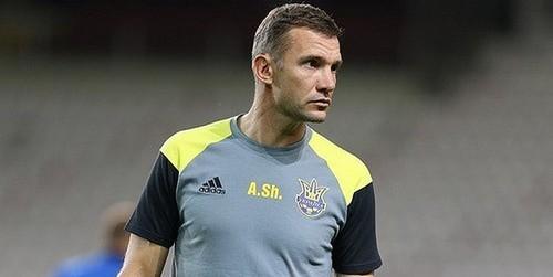 Шевченко объявил состав на матчи Лиги наций