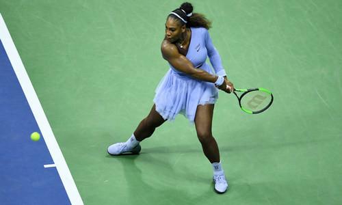 US Open. Серена Уильямс без проблем прошла в третий круг