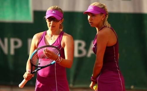 US Open. Людмила Киченок прошла во второй круг парного разряда