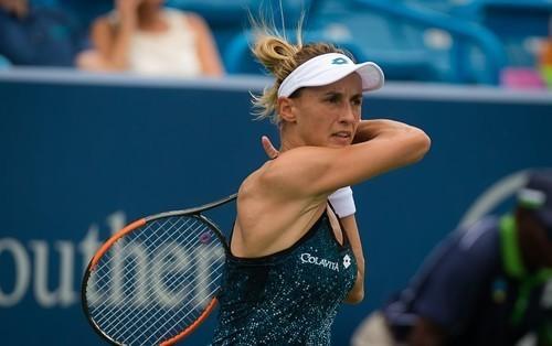 US Open. Цуренко выиграла у Возняцки в двух сетах