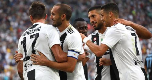 Где смотреть матч чемпионата Италии Парма - Ювентус