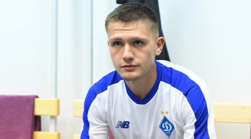 Новичок Динамо Дуэлунд примерил футболку новой команды