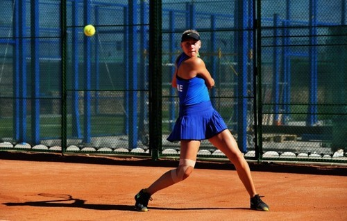 US Open. Лопатецкая пробилась в финал квалификации юниорского турнира
