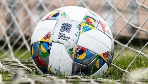 ФОТО ДНЯ. Представлен официальный мяч Лиги наций