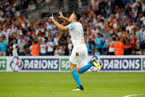 Марсель в гостях одержал волевую победу над Монако