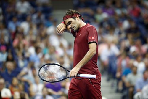 US Open. Федерер сенсационно уступает Миллману и покидает турнир