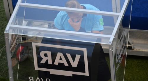 VAR может появиться в Украине до конца нынешнего сезона