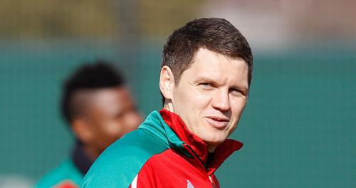 Михалик попал в заявку Локомотива на Лигу чемпионов
