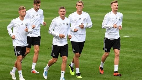 Где смотреть онлайн матч Лиги наций Германия – Франция