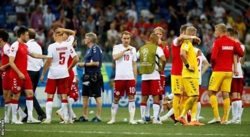 Игроки сборной Дании поставили на паузу конфликт с федерацией