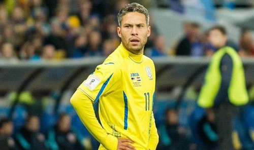 Марлос — лучший игрок матча Чехия — Украина по данным InStat
