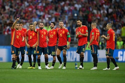 Где смотреть матч Лиги Наций Англия – Испания