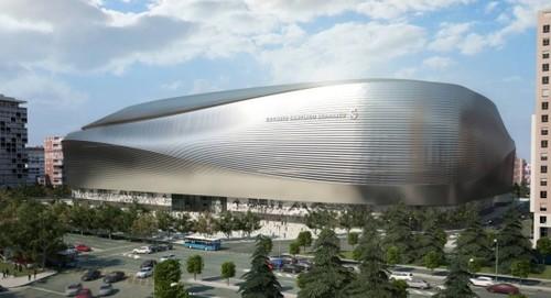 Реал ищет 500 миллионов на реконструкцию стадиона