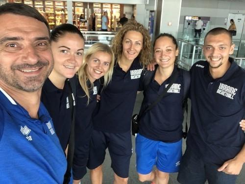 Женская сборная Украины 3х3 победила на турнире в Минске