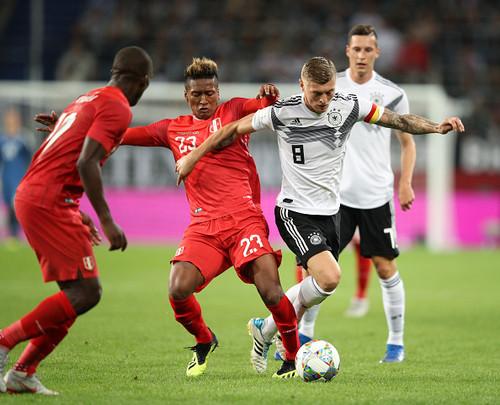 Германия — Перу — 2:1. Видео голов и обзор матча