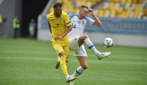 Украина обыграла Словакию, Джокович выиграл 14-й Шлем