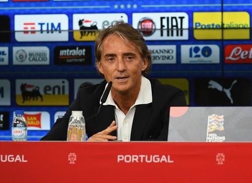 Роберто МАНЧИНИ: «Португалия сильна и без Роналду»