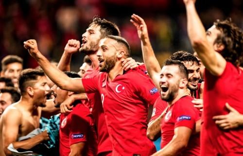 Швеция — Турция — 2:3. Видео голов и обзор матча Лиги наций