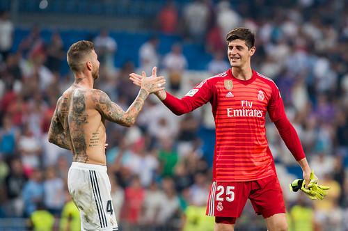 Marca: Лопетеги сделает Куртуа основным вратарем Реала