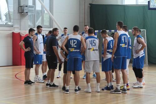Евгений Мурзин отчислил троих игроков из сборной Украины