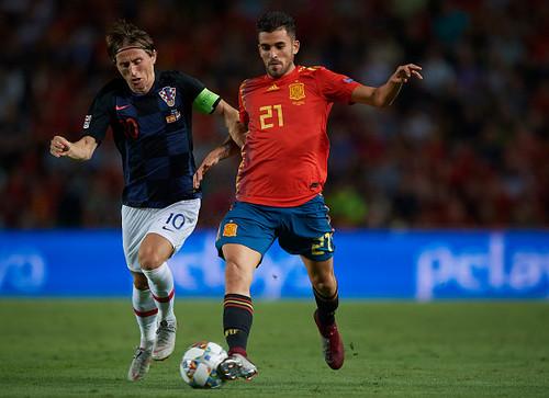 Испания – Хорватия – 6:0. Видео голов и обзор матча