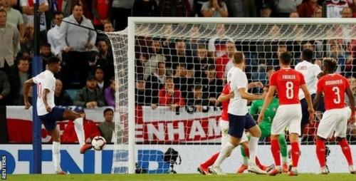 Англия — Швейцария. Видео гола и обзор матча