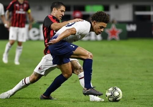 Алдервейрелд может подписать новый контракт с Тоттенхэмом