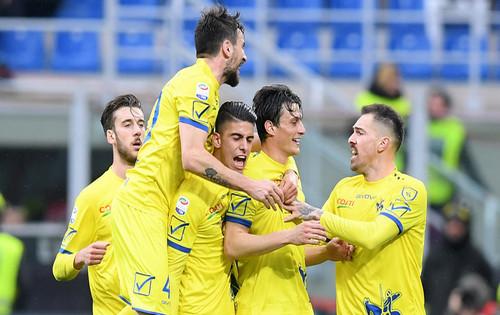 Кьево намерен обжаловать решение о снятии трёх очков в Серии А