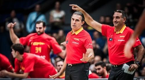 Тренер сборной Испании: «Сегодня Украина была лучше нас»