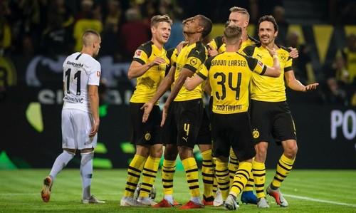 Боруссия Дортмунд - Айнтрахт - 3:1. Видео голов и обзор матча