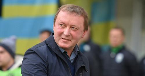 Владимир ШАРАН: «Доволен действиями команды в обороне»