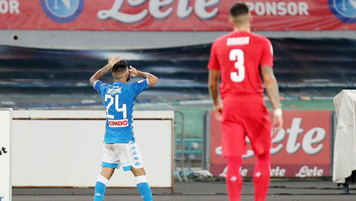 Наполи — Фиорентина 1:0. Видео гола и обзор матча