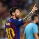 Месси забил восьмой хет-трик в Лиге чемпионов и обогнал Роналду