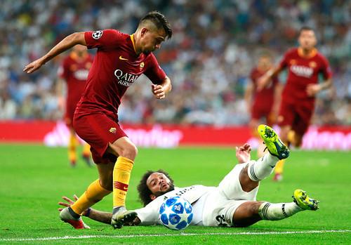 Реал – Рома – 3:0. Видео голов и обзор матча