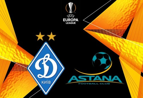 Динамо — Астана 2:2. Видео голов и обзор матча