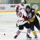 Обзор третьего тура Украинской хоккейной лиги
