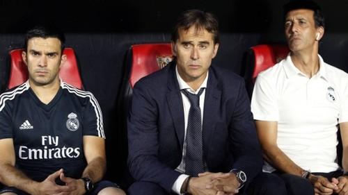 ЛОПЕТЕГИ: «Проиграли Севилье, но уже думаем о дерби с Атлетико»